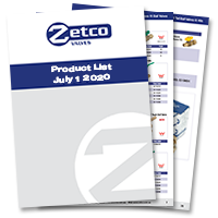 Zetco Product Directory 2020 Pages