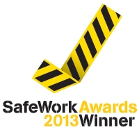 Zetco Wins Safe Work Award