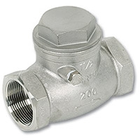 4050 - Stainless Steel Swing Check Valve