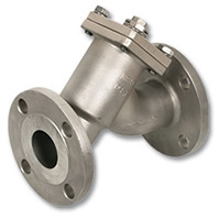 4650 & 4651 - Zetco Stainless Steel Flanged Y Strainer