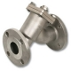 4066 - Zetco 3-Way L Port Bottom Entry Stainless Steel Ball Valve