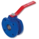 6010 - Cast Iron Wafer Ball Valve