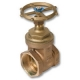 1095 - Zetco WaterMarked DZR Brass Ball Valve F&F DZR Brass Hand Wheel