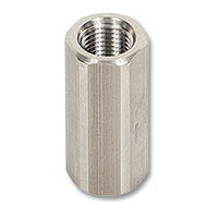 2807 - 1-Piece Stainless Steel Spring Check Valve BSP Threaded