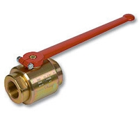 2305 - Carbon Steel High Pressure Ball Valve