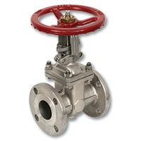 4620 & 4621 - Zetco WaterMarked Stainless Steel Flanged Gate Valve
