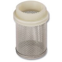 1520 - Stainless Steel Filter Basket Nylon Thread